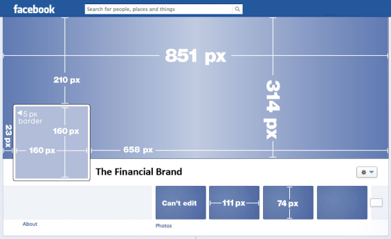 Social Media Branding - Facebook Cheat Sheet