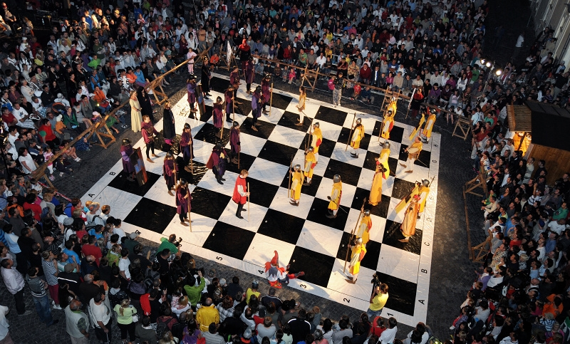 Research and planning is like chess match