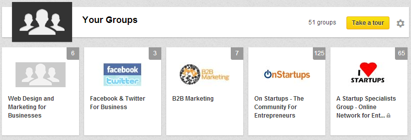 10 Online Communities For Expanding Your Blog Network - LinkedIn Groups