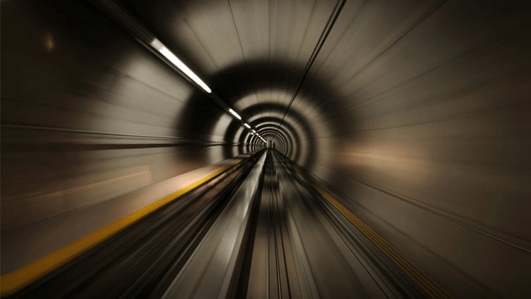 How To Stay Focused On Your Content Marketing Plan - Tunnel Vision