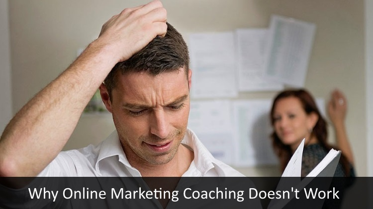 Why Online Marketing Coaching Doesn't Work - StuartJDavidson