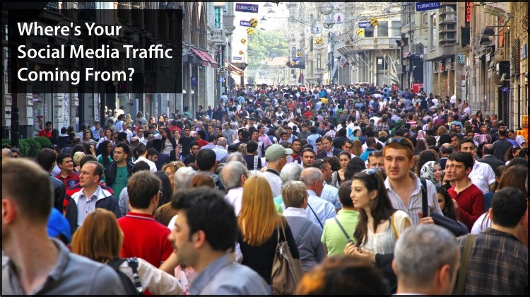 Where's Your Social Media Traffic Coming From?