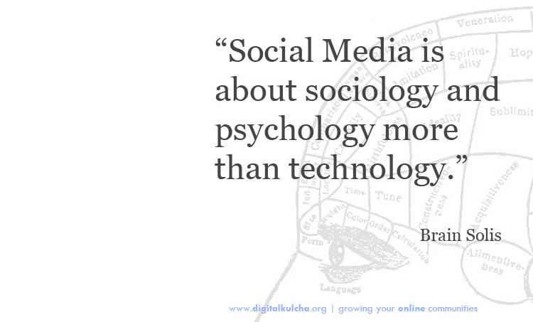 Social Marketing Quotes - Brian Solis
