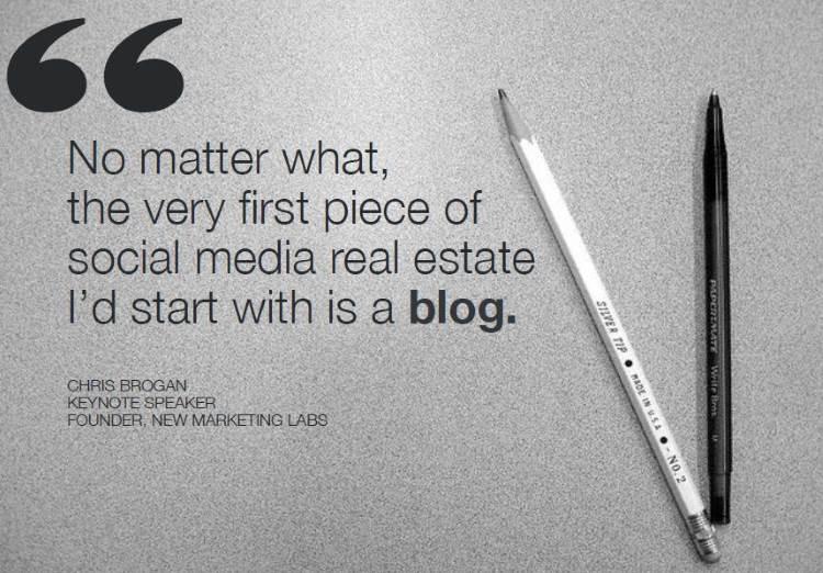 Social Marketing Quotes - Chris Brogan