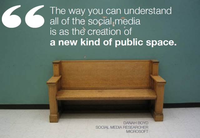 Social Marketing Quotes - Danah Boyd