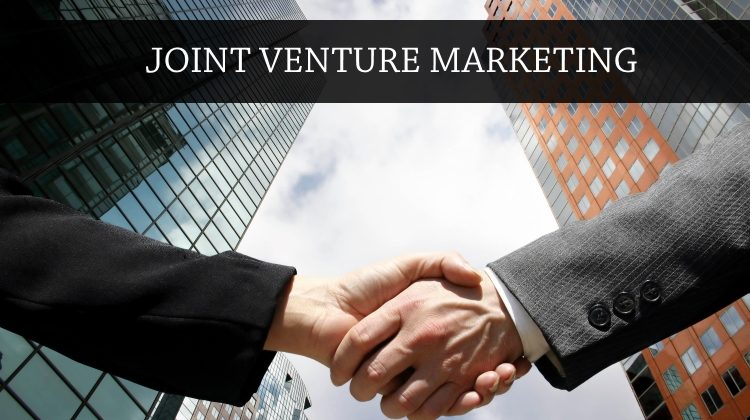 Joint Venture Marketing - StuartJDavidson