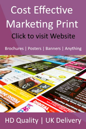 Digital Printing in London - Marketing Print