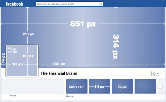 Social Media Branding - Facebook Cheat Sheet