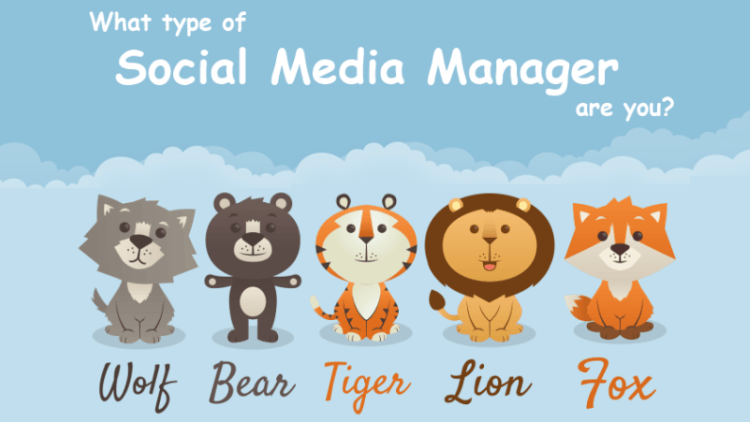 What type of social media manager are you