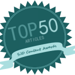 SJD Content Awards - Top 50 Digital Marketing Articles