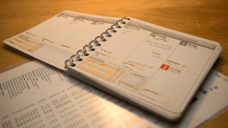 Not Using A Marketing Calendar
